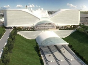 Future Denver International Airport